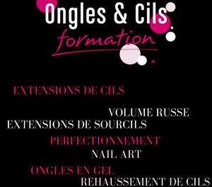 Ongles Cils Formation à Nice et en Corse
